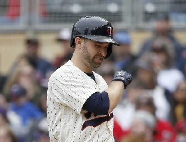 Brian Dozier's .199 batting average and pull-happy approach earned him a deserved spot on the bench for the Twins' series opener against Kansas City o