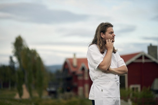 Magnus Nilsson, the soft-spoken Viking with the hipster look and dry sense of humor, wears the crown of Scandinavian restaurant royalty well.