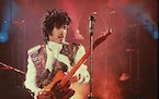 """Prince's rock opera """"Purple Rain,"""" released in 1984, followed a young man's search for artistic accomplishment and love."""