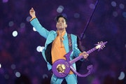 In 2007, Prince performed during the halftime show at the Super Bowl XLI.