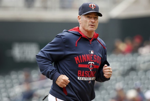 Minnesota Twins manager Paul Molitor.