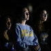 Students attended a candlelight vigil for Prof. William Klug at the University of California, Los Angeles, on Thursday night in Los Angeles. A former