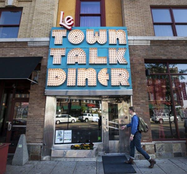 FILE -- Le Town Talk Diner in Minneapolis September 26, 2014.
