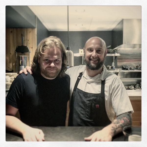 When chefs cook for chefs: Feasts of plenty welcome Magnus Nilsson