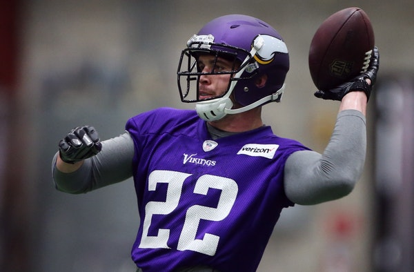 Vikings safety Harrison Smith