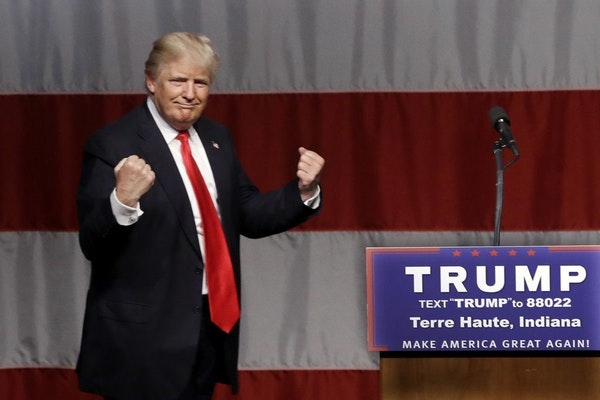 Despite Minnesota's long tradition of voting for the Democratic presidential candidate, Donald Trump is targeting it as he looks ahead to November.