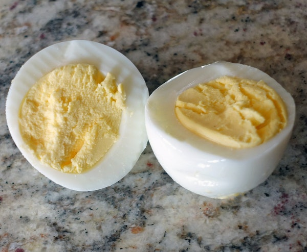 There's more than one way to turn out perfect hard-cooked eggs that peel like a dream.