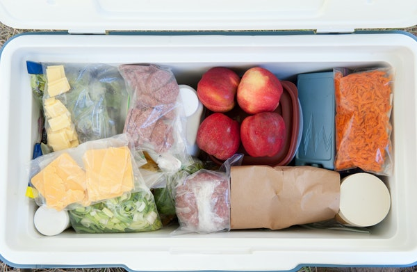 Have you packed your cooler properly for a weekend getaway?