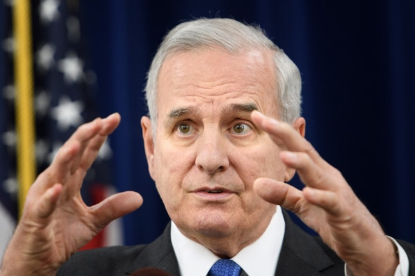 Governor Dayton said he won't call a special session until all the sides come together.