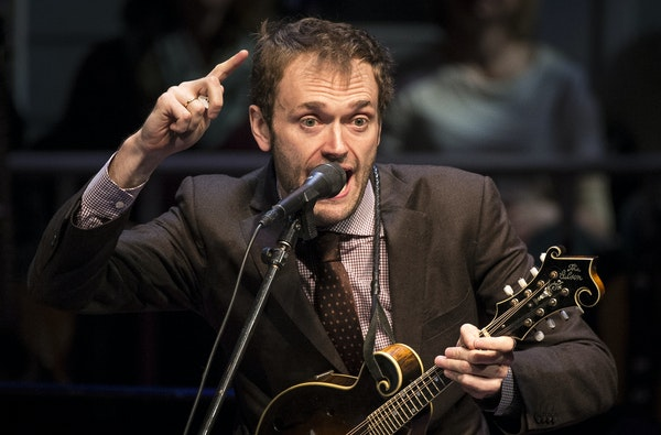 Chris Thile has been wowing audiences since age 8, but Saturday's show at the Fitzgerald Theatre promises to be the biggest challenge in his 27-year