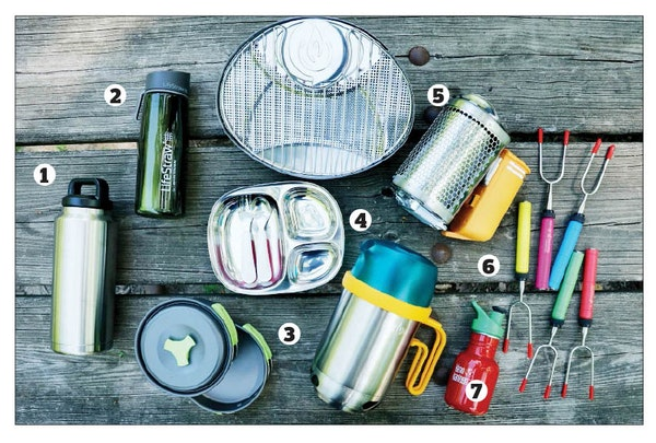 The gear list: Summer camping for kids