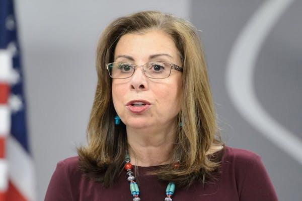 St. Paul Public Schools Superintendent Valeria Silva