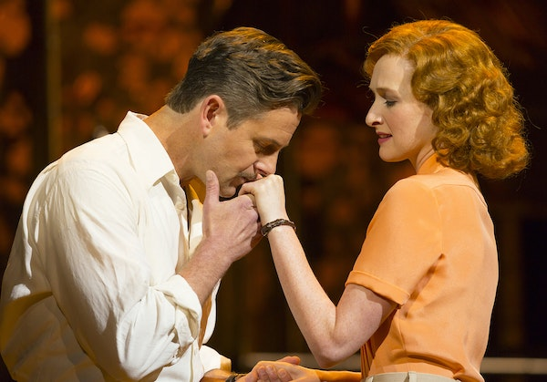 """Broadway veterans Edward Staudenmayer and Erin Mackey star in the Guthrie's """"South Pacific."""""""