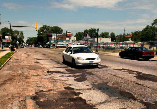 Mpls will dig deeper on repairing streets thanks to cash infusion
