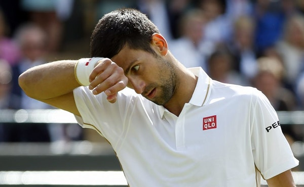 Defending French Open champ Novak Djokovic hired Andre Agassi as his coach.