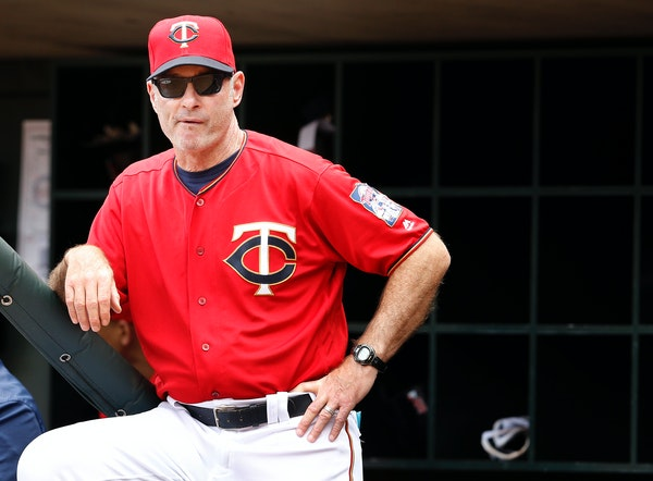Twins manager Paul Molitor
