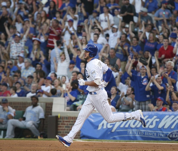 Wrigley Field has been energized all season long thanks to the heroics of stars such as 24-year-old Kris Bryant, who leads the National League at the