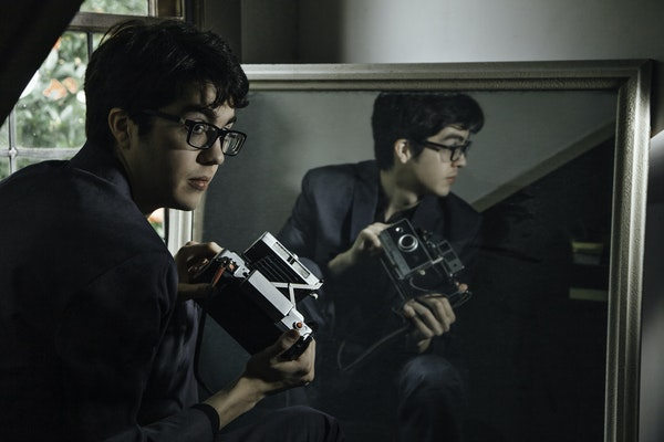 Will Toledo of Car Seat Headrest, who started his recording career in the backseat of his parents' cars.