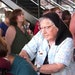 Sister Rosalind in action at CHS Field.