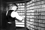 A worker filed mug shots in Hennepin County in 1938. A federal appeals court in Ohio ruled mug shots shouldn't be public.