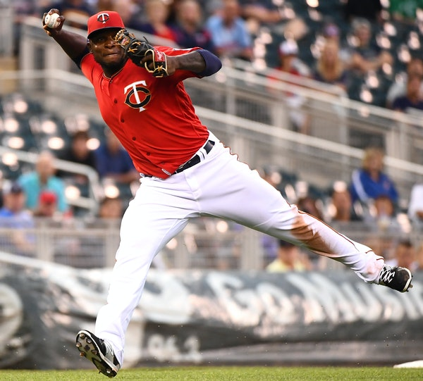 Miguel Sano showed his comfort level at third base when he barehanded a grounder and easily threw out Adrian Beltre to end the sixth inning Friday.
