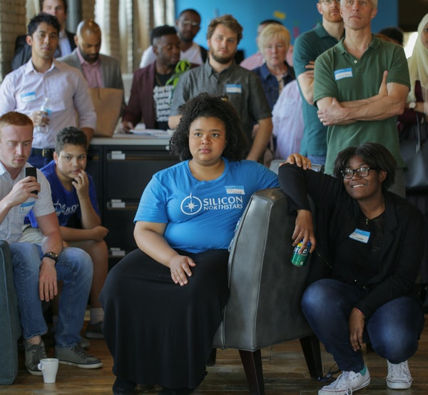 The Silicon North Stars program sends Minnesota students who want to build tech industry skills to the Silicon Valley for a week.