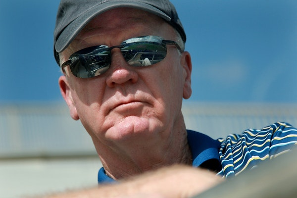 Minnesota Twins General Manager Terry Ryan.