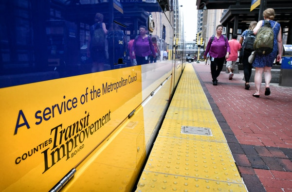 At Thursday's meeting, no decision about the Counties Transit Improvement Board's fate was made, but none of the board's members expressed opposit