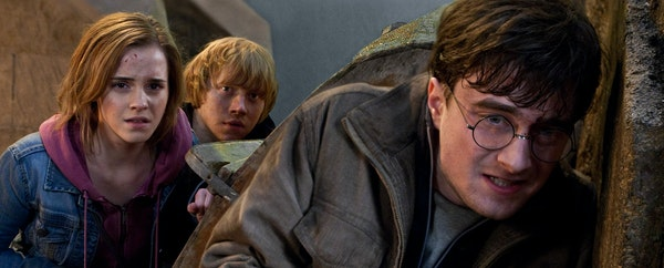 """""""Harry Potter and the Deathly Hallows, Part 2"""""""