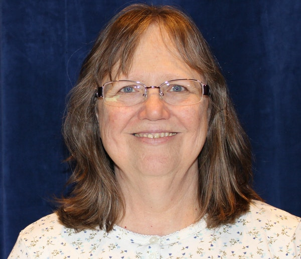 Debra Hogenson, from Nobles County, is the sole farmer in the DFL's delegation at the Democratic National Convention.