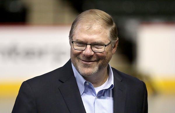 Minnesota Wild owner Craig Leipold