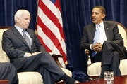 During the 2008 presidential race, Barack Obama and John McCain both pledged to set high standards for transparency.