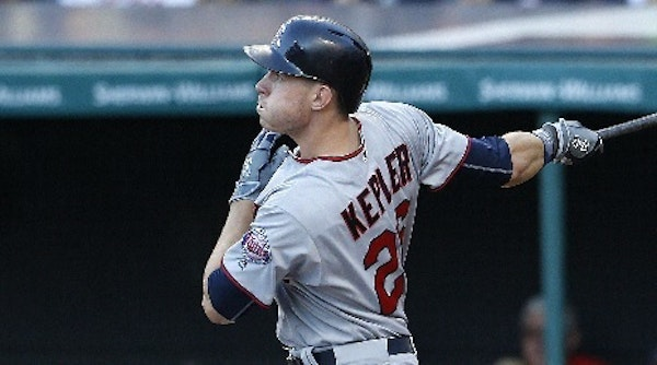 Gallery: Twins 12, Cleveland 5