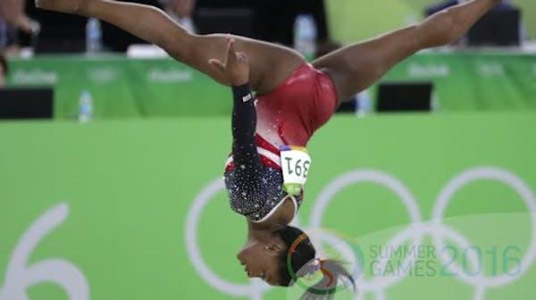 U.S. women's gymnastics team wins gold in Rio