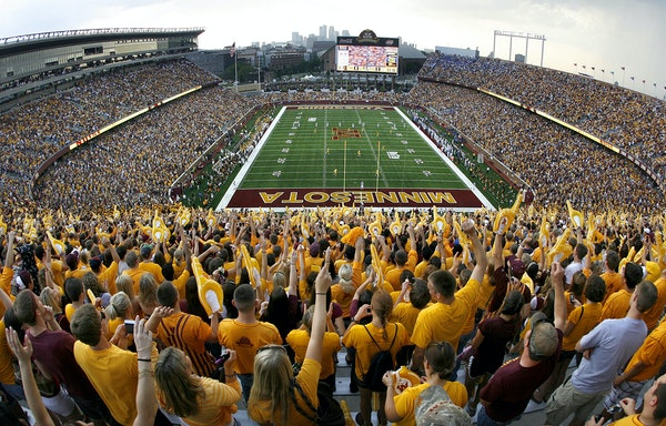 Can Tracy Claeys get Gophers fans to fill TCF Bank Stadium the way they did when it first opened in 2013?