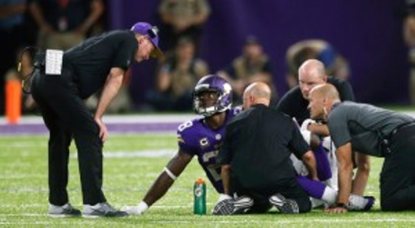 Orthopedic doc: Vikings shouldn't expect Peterson back this year