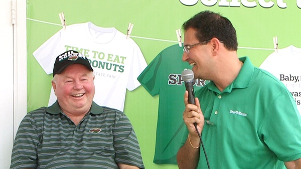 How will new Wild coach Bruce Boudreau shake up the team this year?