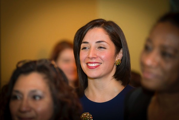 Minneapolis City Council member Alondra Cano, pictured in 2015.