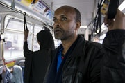 Abdirahman Abdullahi experiences many firsts, including learning how to navigate Twin Cities public transportation, as he and his family resettled in