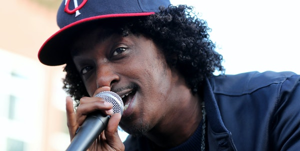 """The rapper K'naan was met Saturday with a hostile reaction to his TV project. The Somali artist says he'll """"represent my people in a true light.�"""