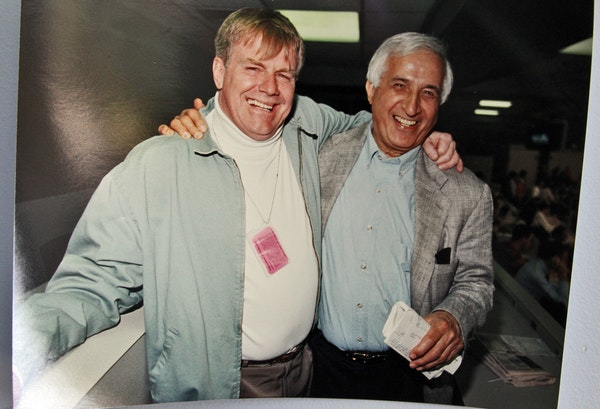 Dark Star and Sid Hartman