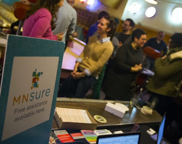 MNsure customers are seeing more subsidies this year than last.