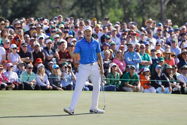 American Jordan Spieth is among the youth headed to Hazeltine this week for the Ryder Cup.