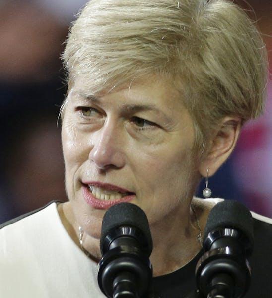 North Carolina Democratic Senate candidate Deborah Ross, above, is in a tight race with Republican Sen. Richard Burr, below.
