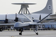 At least 49 large military drones have crashed in the U.S. since 2001, the Washington Post has reported thanks to FOIA.