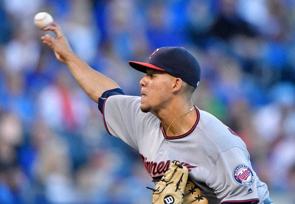 Berrios: Surprised to be removed in fifth inning