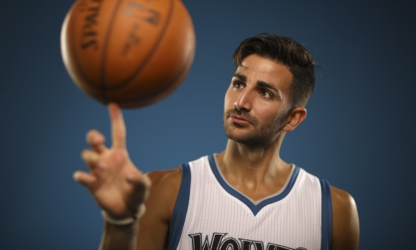 Veteran point guard Ricky Rubio likes the potential he sees in the 2016-17 Wolves, including the prospect of playing alongside top draft choice Kris D