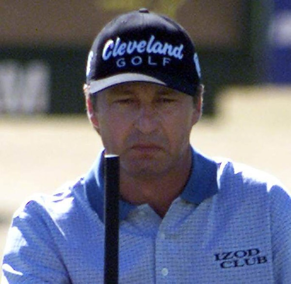 Golf analyst Brandel Chamblee is as much a study of the game now as he was as a pro.