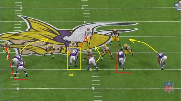 Versatile Robison nets two game-altering plays in Vikings' win
