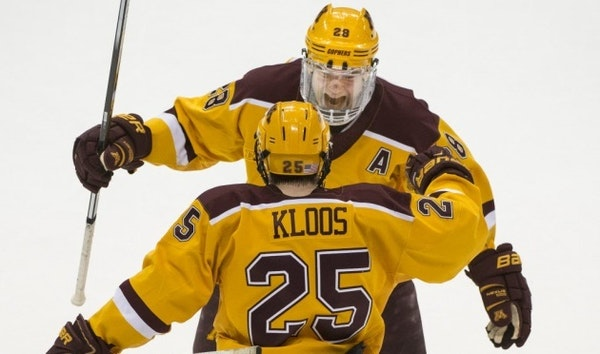 Gophers picked to win another Big Ten hockey title, ranked in preseason national poll